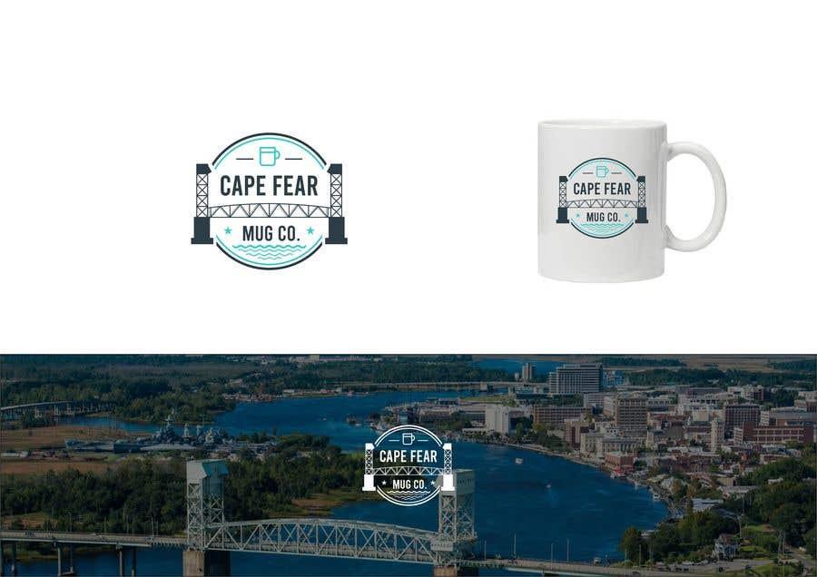 Inscrição nº                                         130                                      do Concurso para                                         Logo Creation - Cape Fear Mug Co.