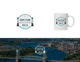 #130 cho Logo Creation - Cape Fear Mug Co. bởi dewiwahyu