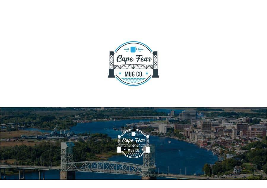 Bài tham dự cuộc thi #                                        138                                      cho                                         Logo Creation - Cape Fear Mug Co.