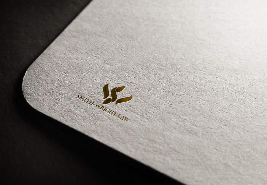 Конкурсная заявка №                                        1004                                      для                                         New logo for a law firm.