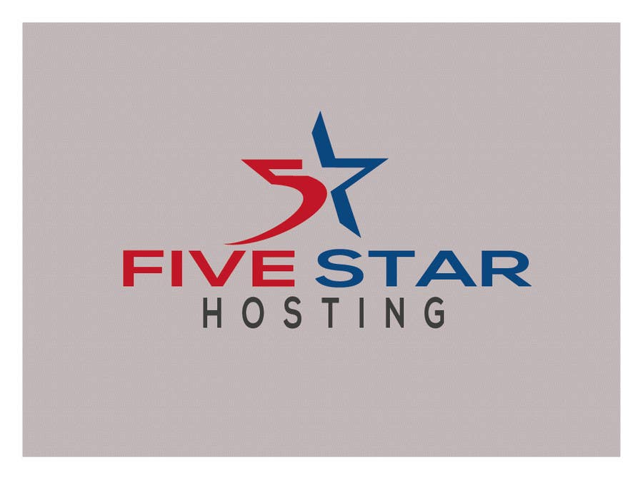 Contest Entry #45 for Design a Logo for 5Stars Hosting