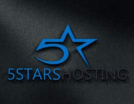 #10 for Design a Logo for 5Stars Hosting by FajkiOfficial