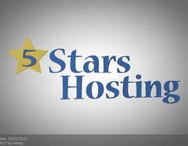 #8 for Design a Logo for 5Stars Hosting by AtalayKaraca