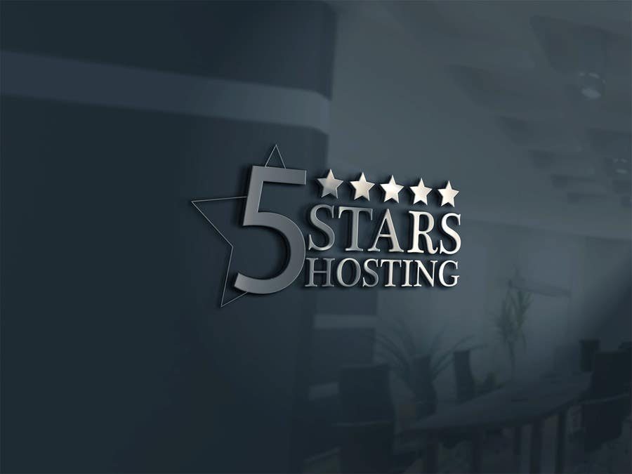 Contest Entry #52 for Design a Logo for 5Stars Hosting