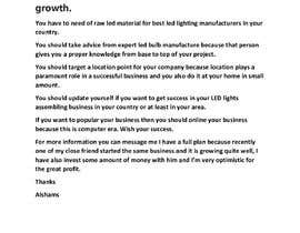 #28 cho I need a creative business idea. bởi mralshamssheikh