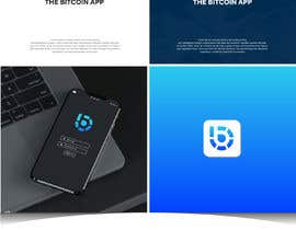 #302 for logo required for new app called 'the bitcoin app' by fatemahakimuddin