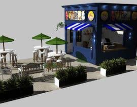 #7 for Small shop interior design with 3D by helmath