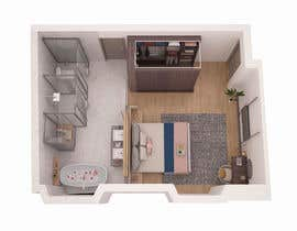 #29 cho Design my bedroom bởi yasserrashed17