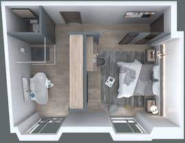#22 untuk Design my bedroom oleh aliugurkoc
