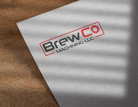 #665 for BrewCo Machining af pixellproo