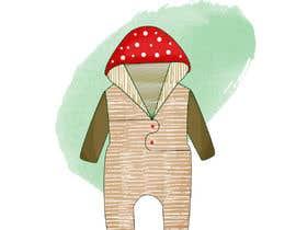 Nro 94 kilpailuun Concept design of baby products(0-12month) käyttäjältä Anajal