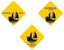#132 for Design logo for water sport (wind surfing) website af kohinur75200