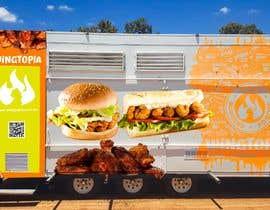 #12 for Food Van Design for Fast Food Restaurant af sportbig1