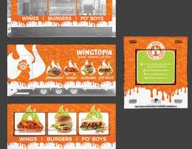 #19 for Food Van Design for Fast Food Restaurant af MaxoGraphics