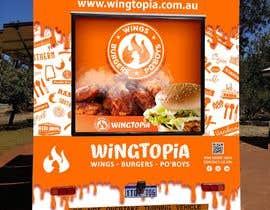#21 for Food Van Design for Fast Food Restaurant af banduwardhana