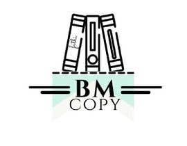 #131 cho Create a logo: BM Copy bởi fathishukor