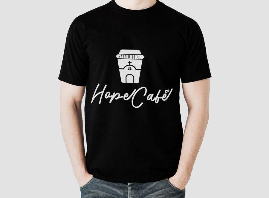 Proposition n°                                        60                                      du concours                                         LOGO / HOPE CAFE