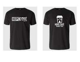 nº 51 pour LOGO / HOPE CAFE par domingomarquez