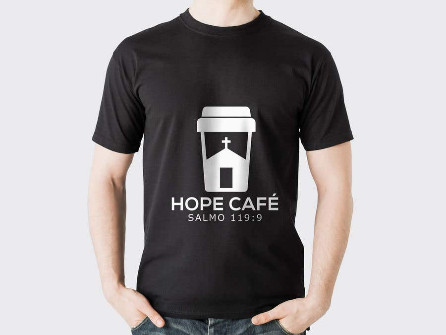 Proposition n°                                        45                                      du concours                                         LOGO / HOPE CAFE