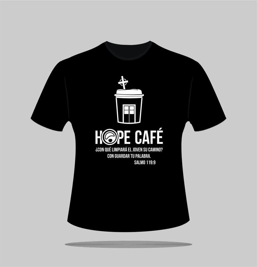 Proposition n°                                        56                                      du concours                                         LOGO / HOPE CAFE