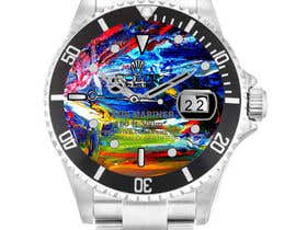 #6 untuk Artistic Crazy Edge On Watch Face oleh nishantjain21