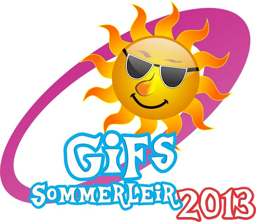 Kilpailutyö #                                        47                                      kilpailussa                                         Logo Design for summer camp