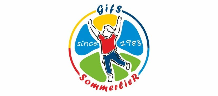 Kilpailutyö #                                        31                                      kilpailussa                                         Logo Design for summer camp