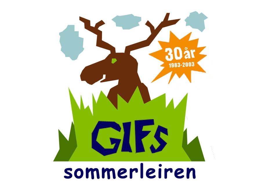 Kilpailutyö #                                        30                                      kilpailussa                                         Logo Design for summer camp
