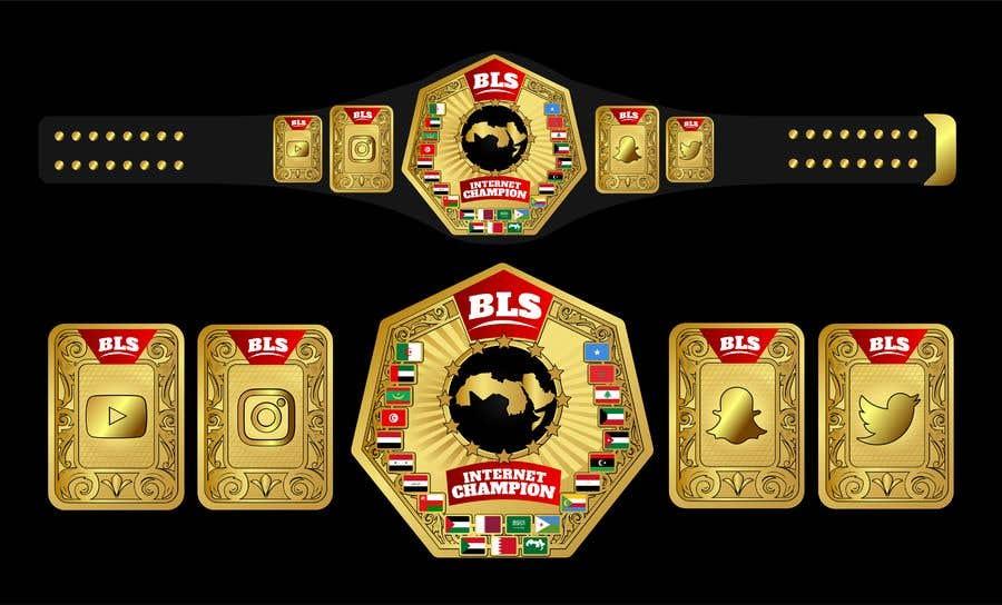 Bài tham dự cuộc thi #                                        42                                      cho                                         designing a wrestling champion belt