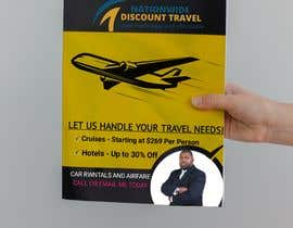#7 pentru Travel Agent Flyer - 18/01/2021 09:41 EST de către Hqshakib