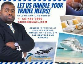 #8 pentru Travel Agent Flyer - 18/01/2021 09:41 EST de către PixieTux