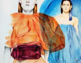 Nro 4 kilpailuun Illustrate a painting of me and my partner käyttäjältä Skinequalsnire