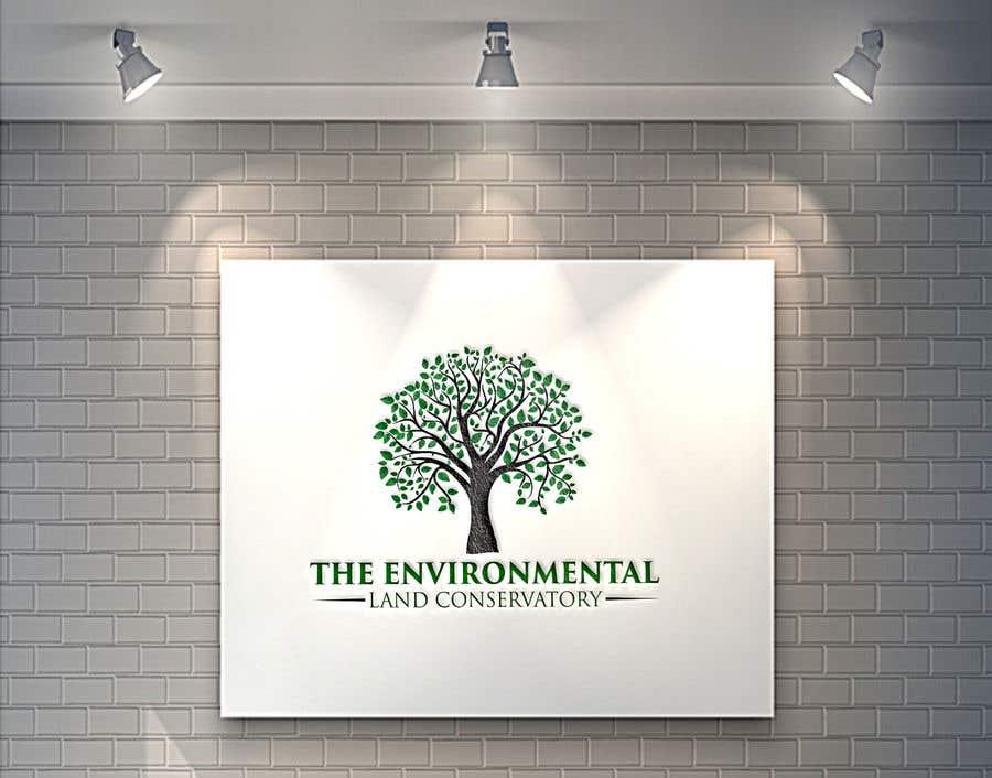 "Intrarea #                                        33                                      pentru concursul ""                                        Logo for ""Environmental Land Conservatory""                                     """