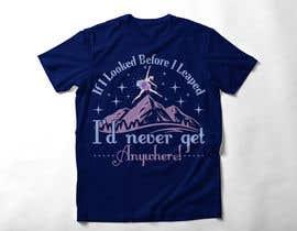 Nro 191 kilpailuun We need your imagination and skills to design an awesome T-Shirt for dancers! käyttäjältä rmriyad47