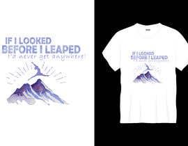 Nro 19 kilpailuun We need your imagination and skills to design an awesome T-Shirt for dancers! käyttäjältä saifmessaoudi
