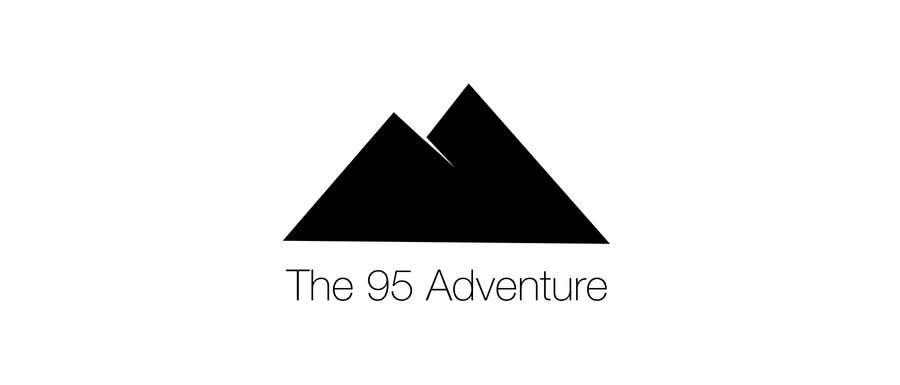 Penyertaan Peraduan #3 untuk Design a Logo for the 95 Adventure