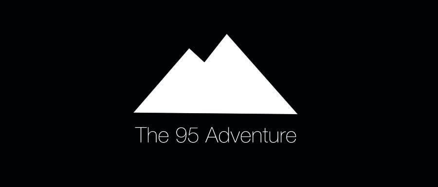 Penyertaan Peraduan #4 untuk Design a Logo for the 95 Adventure