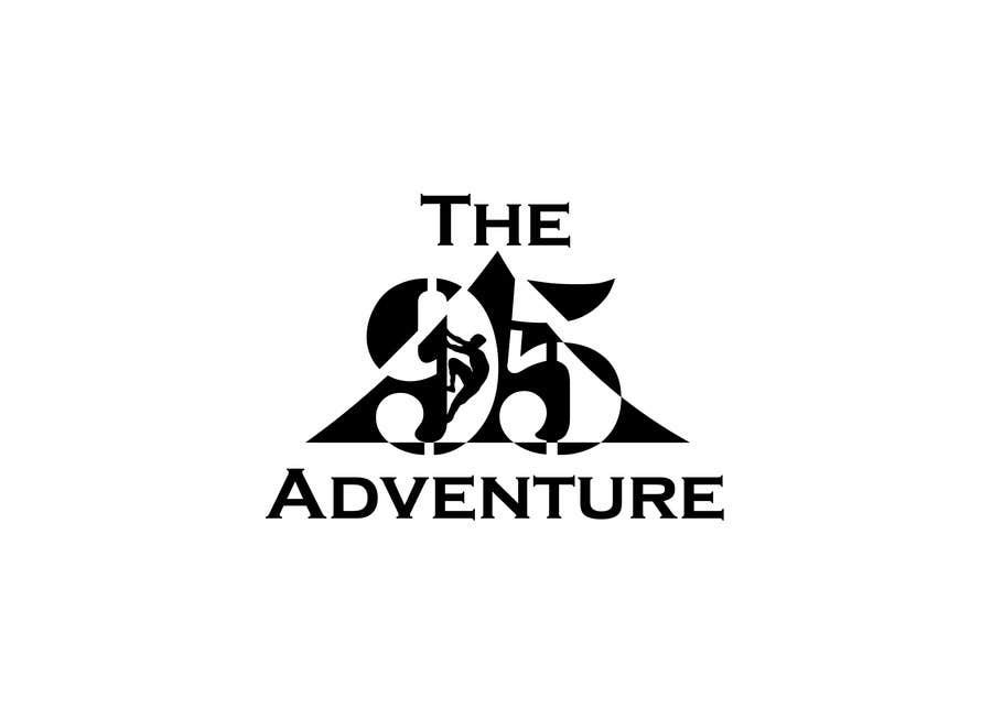 Penyertaan Peraduan #9 untuk Design a Logo for the 95 Adventure