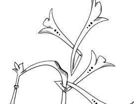 #142 untuk Design Classical Monogram oleh cletoribas