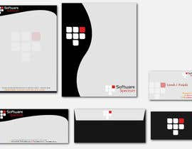 #39 untuk Stationery Design for IT Company oleh rashedhannan