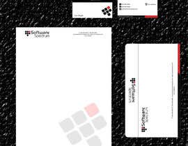 #36 untuk Stationery Design for IT Company oleh waraira81