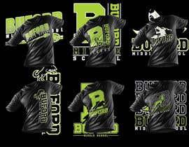 #196 pentru Tshirts designs de către Maxbah