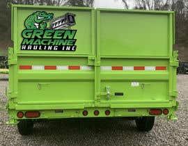 Nro 391 kilpailuun Trailer hauling buisness logo käyttäjältä imranhassan998