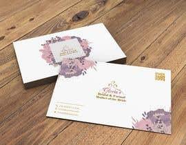 faizahmed19888 tarafından Business Cards for a bridal shop için no 114