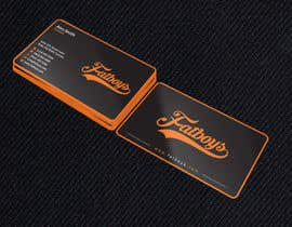 #86 for Design some Business Cards for Fatboys by aminur33