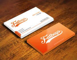 #71 for Design some Business Cards for Fatboys by youart2012