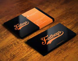 #25 for Design some Business Cards for Fatboys by gohardecent