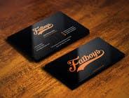 Graphic Design Konkurrenceindlæg #34 for Design some Business Cards for Fatboys
