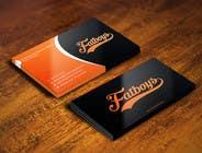 Graphic Design Konkurrenceindlæg #77 for Design some Business Cards for Fatboys
