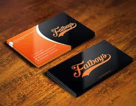 #77 for Design some Business Cards for Fatboys by gohardecent